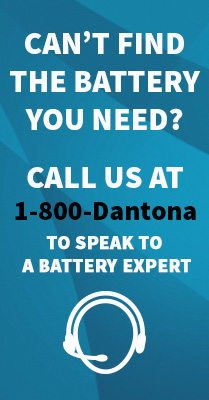 Call Us at 1-800-Dantona